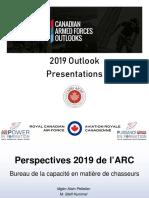RCAF Figher Development Update - MGen A Pelletier - FRE - April 4 2019