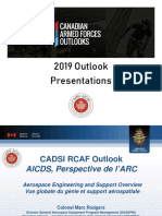 DG Aerospace Equipment Program Mgt Update - Col Mark Rogers - ENG - April 4 2019
