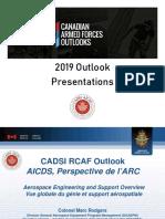 DG Aerospace Equipment Program Mgt Update - Col Mark Rogers - ENG - April 4 2019