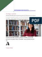 Schweblin Salanta, Tecnología y voyeurismo + entrevistas.pdf
