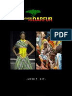 Designers for Darfur Media Kit