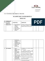 Planificare Anuala Limba Moderna 1 clasa a VIII-a (1)
