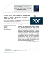 Current trends in tendinopathy management