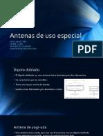 Antenas de uso especial (1)
