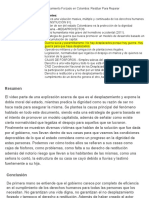 Ficha cornell Desplazamiento Colombia
