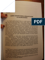 Zabawa, M., 2004 Nowe zapożyczenia semantyczne w polszczyźnie