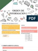 R.M. orden de informacion 6to.pptx