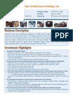 CCME Profile