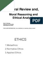 Moral-Reasoning