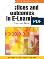 Handbook of Research on Practices and Outcomes in E-learning Issues and Trends (Handbook of Research On...) by Harrison Hao Yang, Steve Chi-Yin Yuen (z-lib.org)