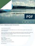 001 Planejamento e Programação da Manutenção