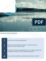 006 Princípios de Planejamento