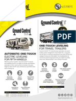 5th-wheel automatic leveling system