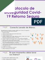2020 05 10  Inducción Retorno Laboral - Protocolo Bioseguridad