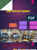 Los Inventarios Diapositivas