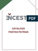 Catalogo Fiestas Patrias