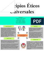 ORGANIZADOR GRAFICO PRINCIPIOS UNIVERSALES ETICOS GRUPO CIENCIAS EMPRESARIALES
