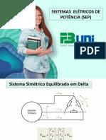 AULA 4 - Sistema Desquilibrado ou desbalanceado (1)