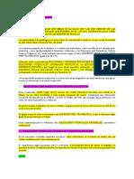 Baremo Decreto 659-96 Cap. Psiquiatria (Fuero Trabajo)