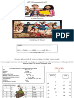 Cuadernillo Historia de Mexico Segundo Grado 1a Quincena