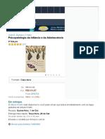 Psicopatologia da Infância e da Adolescência   Amazon.com.br