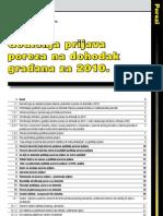Porezi - Prijava poreza gradani zadnje