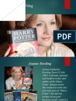 Joanne Rowling.Homework for english.ppt
