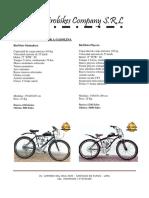 Catalogo Bicicletas Con Motor Retrobikes 2020 15.02.20