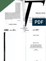 Livro_ as-Tecnologias-Da-Inteligencia_Pierre Levy - Ctrl F