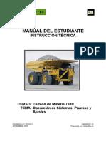 Camion Minero Curso 793C-1