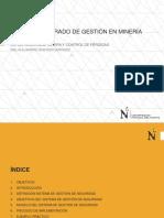 CLASE 10 SISTEMA INTEGRADO DE GESTIÓN EN MINERIA SUBTERRANEA (1)