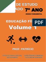 PET - Educação Física - 7º EF - Volume 1