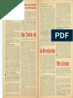 Una Teoría de la Revolución Mexicana Crítica a El Proletariado sin Cabeza, en El Obrero Militante, Organo Central de la Loga Obrera Marxista, Año I, Núm. Especial, Agosto-Septiembre de 1982, Fondo Carlos Sánchez