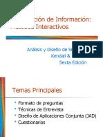 metodos interactivos de información