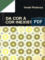 HOUAISS Antônio - Prefácio, in Da cor à cor inexistente