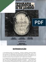 HOUAISS Antônio - Introdução, a A tipografia na arquitetura do Rio de Janeiro