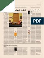 """Gianluigi Simonetti recensisce """"La casa mangia le parole"""" di Leonardo G. Luccone, Ponte alle Grazie, sul Sole 24 Ore"""