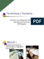 terremotosytsunamis