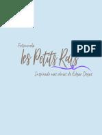 Les Petits Rats - Fotonovela Online