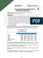 Examen Final  FC 2020-I- Fila A 412