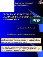 Clase 3 Problemas ambientales globales.ppt
