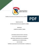 Trabajo de Estrategia - Esteban Felipe Hurtado Sarmiento