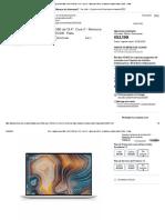 Dell - Laptop convertible XPS X7390 de 13.4_- Core i7 - Memoria 16GB - Unidad de estado sólido 512GB - Plata