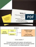 wacc proyectos