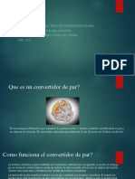 TIPOS DE CONVERTIDOR DE PAR