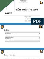 Grupo 5 -Perforacion Rotativa por corte(1)