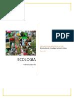 Trabajo de ecologia