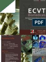 ECVT_Biomedicals_Brochure_2014