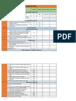 Presupuesto de Obra y APU Junio 2019.xlsx