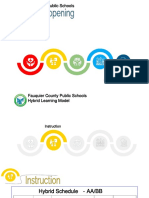 FCPS Path to Reopening Update 9-23-20